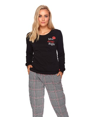 4106 dámske pyžamo patent