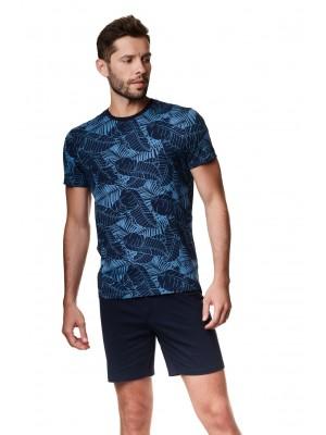 Henders. 39256 pyžamo - modrá