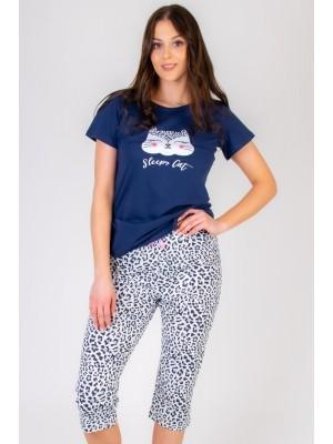 Muzzy 306 pyžamo kapri