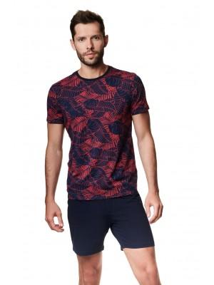 Henders. 39256 pyžamo - červená